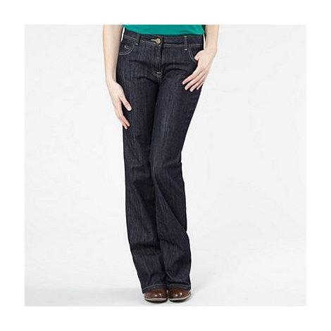 RJR.John Rocha Petite - Petite mid blue bootcut jeans
