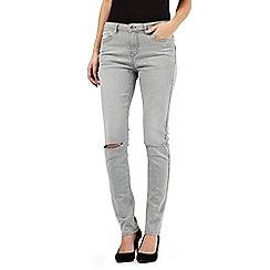 RJR.John Rocha - Grey 'Alice' slim jeans