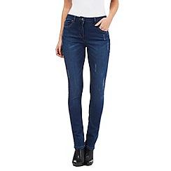 RJR.John Rocha - Mid wash slim leg jeans