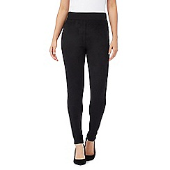 RJR.John Rocha - Black panel leggings