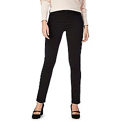 RJR.John Rocha - Black 'Brooke' high waisted slim fit jeans