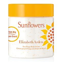 Elizabeth Arden - 'Sunflowers Sun Drops' body cream 500ml