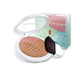 Elizabeth Arden - Sunkissed Pearls Bronzer and Highlighter - Deep Pearl