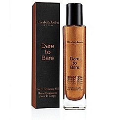 Elizabeth Arden - Limited Edition Dare to Bare Body Bronzing Oil