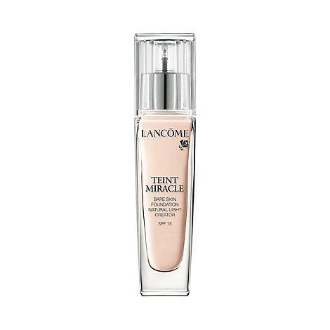 Lancôme - +Teint Miracle+ liquid foundation 30ml