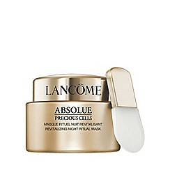 Lancôme - 'Absolue Precious Cells' revitalising night mask 75ml