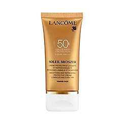 Lancôme - 'Soleil Bronzer' SPF 50 smoothing and refreshing protective gel 50ml