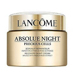 Lancôme - 'Absolue Precious Cells' recovery night cream 50ml