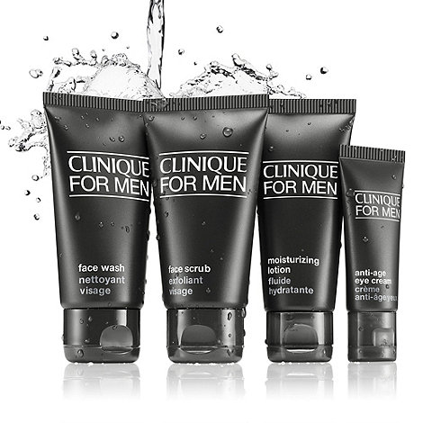 Clinique - For Men Essentials Kit - Normal to Dry skin