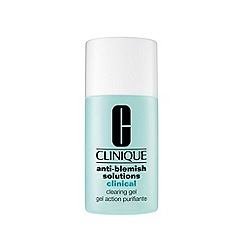 Clinique - 'Anti-Blemish Solutions' clinical clearing gel 30ml