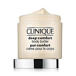 Clinique - Deep Comfort Body Butter