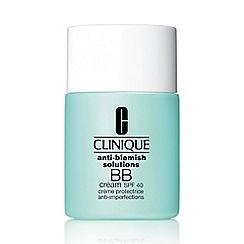 Clinique - Anti Blemish BB Cream SPF 40