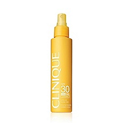 Clinique - 'Virtu-Oil' SPF 30 body mist 144ml