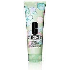 Clinique - Jumbo foaming sonic facial wash 250ml