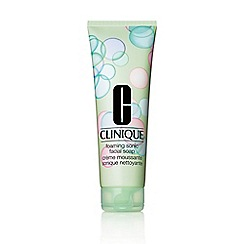 Clinique - Debenhams Exclusive: Jumbo foaming sonic facial wash 250ml
