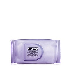 Clinique - 'Take The Day Off' face and eye cleansing wipes 50 Pieces