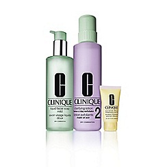 Clinique - Jumbo 3-step gift set