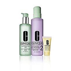 Clinique - Jumbo 3-step gift set