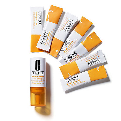 Clinique - +Fresh Pressed+ 7-day system with pure vitamin C