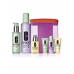 Clinique - 'Jumbo 3-Step Type 1/2' skincare gift set