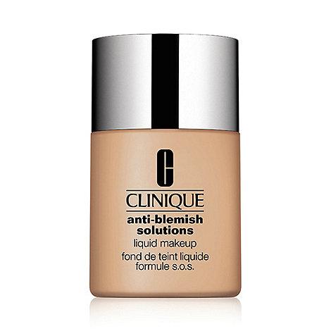 Clinique - +Anti Blemish Solutions+ liquid make up 30ml