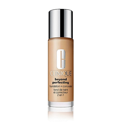 Clinique - +Beyond Perfecting+ foundation and concealer 30ml
