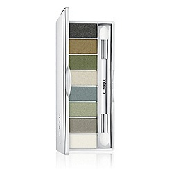 Clinique - Wear Everywhere Eye Shadow Octet - Greens