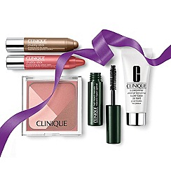 Clinique - Primed Pink and Plush Gift Set