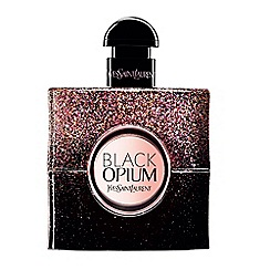 Yves Saint Laurent - Fireworks collector's limited edition - 'Black Opium' eau de parfum 50ml