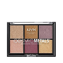 NYX Professional Makeup - 'Cosmic Metals™' eye shadow palette