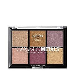 NYX Professional Makeup - 'Cosmic Metals™' eye shadow palette