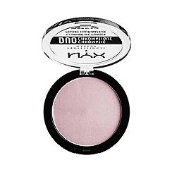 NYX Professional Makeup - 'Duo Chromatic' powder illuminator 7.2g