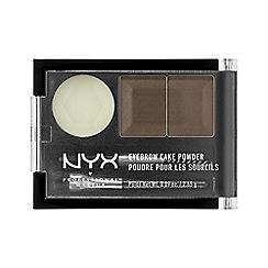 NYX Professional Makeup - Taupe brow kit 2.65g