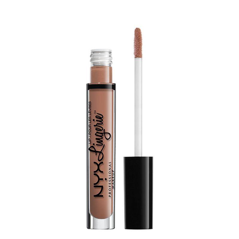 NYX Professional Makeup 'Lip Lingerie' Liquid Lipstick 4ml, Satin Ribbon