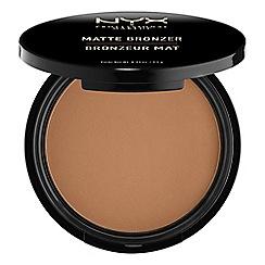 NYX Professional Makeup - Matte bronzer 9.5g