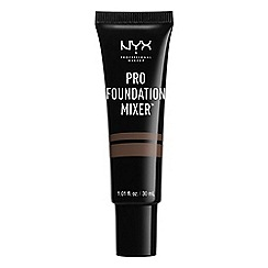 NYX Professional Makeup - 'Pro Foundation Mixer' liquid foundation 30ml