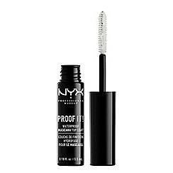 NYX Professional Makeup - 'Proof It' waterproof mascara top coat 5.5ml