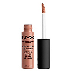 NYX Professional Makeup - 'Soft Matte' liquid lipstick 8ml