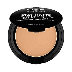 NYX Professional Makeup - 'Stay Matte But Not Flat' powder foundation 7.5g