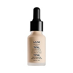 NYX Professional Makeup - 'Total Control Drop' liquid foundation 13ml
