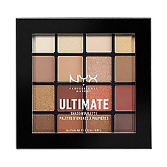 NYX Professional Makeup - 'Ultimate - Warm Neutrals' eye shadow palette