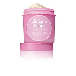 Clinique - 'Textured Floral Gelato' body cream 200ml
