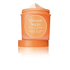 Clinique - 'Happy Gelato' body cream 200ml