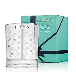 Elemis - 'Joyful Glow' candle Christmas gift set
