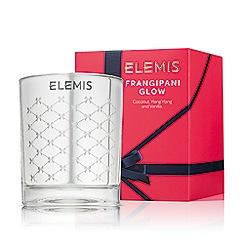 Elemis - 'Frangipani Glow' candle Christmas gift set