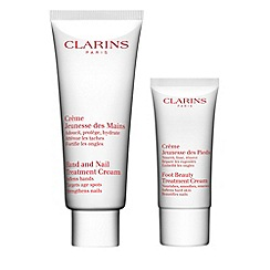 Clarins - Hand & Feet Treatment Kit