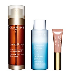 Clarins - Double Serum 50ml gift set
