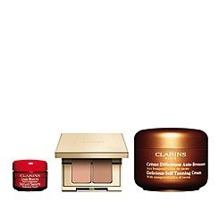Clarins - 'Golden Glow Essentials' Kit