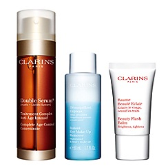Clarins - 'Mother's Day Double Serum' gift set