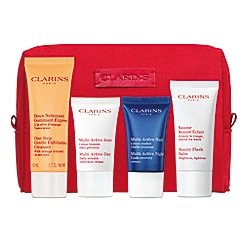 Clarins - Multi-Active Collection